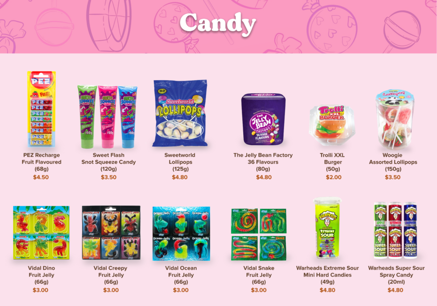 Candy Empire Candy Page 4