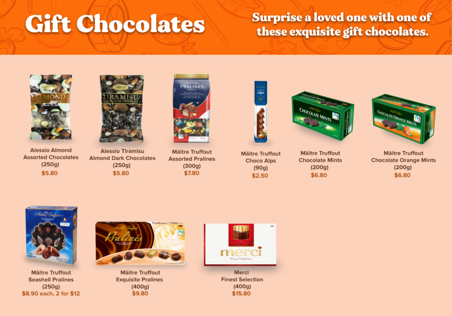 Candy Empire Gift Chocolates